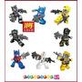 Transformers Coleccion X 8! Minifiguras Sy. E-commerce07