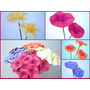 Sinos: Ramo 20 Flores En Foami De 90 Cm Varios Colores