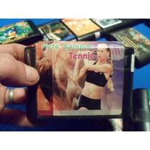 Pete Sampras Tennis Sega Genesis / Mega Drive