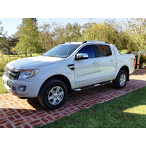 Ford Ranger Limited 4x4 2013 - Motor 0km