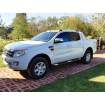 Ford Ranger Limited 4x4 2013 - Motor 0km