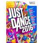 Just Dance 2016 Nintendo Wii Nuevo Paraná Entre Ríos