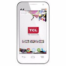 Celular Tcl D40 Libre Android Dual Sim Bluetooth Flash Tda