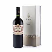 Estuche Rutini Cabernet- Malbec - Rutini Wines - 1x750ml.