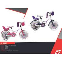 Bicicleta Raleigh 16 Lilhon Dama