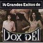 Vox Dei - 14 Grandes Exitos - Cd!!!