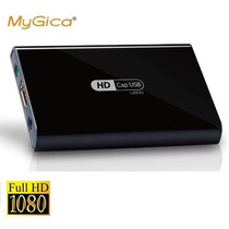 Capturadora Mygica Hd U800 Hdmi Full Hd 1080 Y Rca Centro