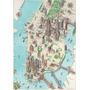 Poster Mapa New York