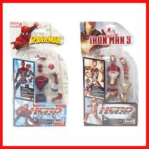 Hombre Araña Spiderman Iron Man Para Armar Original Revell