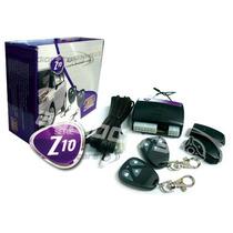 Alarma X28 Z10 Antirrobo Volumetrico 2 Controles Sin Sirena