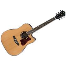Guitarra Electroacustica Ibanez V74ece Opn Eq Y Afinador