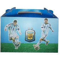 30 Valijas Messi Mundial Souvenirs Cumple Personalizadas