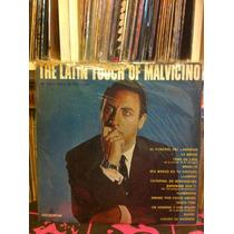 Malvicino - The Latin Touch Vinilo Raro!