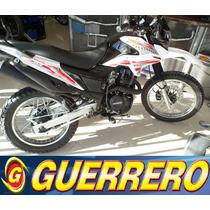 New Guerrero Gxl 150 Promo Lanzamiento En Vicente Lopez