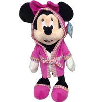 Mickey O Minnie Con Bata Peluche Original Disney Grande 65cm