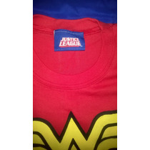 Remeras Justice League Dc Comics X2 Wonder Woman