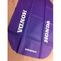Honda Nx 150 Tapizado Replica Original Violeta
