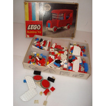 Lego 021-1: Wheel Set Año 1965 Vintage Box En Caballito
