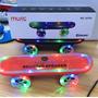 Parlante Portatil Bluetooth Beats Skate Patineta Con Leds