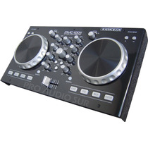 Controlador Midi Dmc 100 2 Criomix Usb Virtual Dj Le Mixer