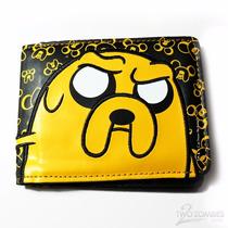 Billetera Oficial Importada | Adventure Time | Jake