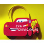Bolsitagolosineras Buttowski Princesa Angry Birds Goma Eva