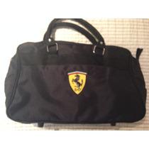 Bolso Ferrari, Impecable
