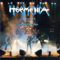 Cd Hermética - En Vivo 1993 ( Eshop Big Bang Rock )