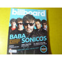Revista Billboard Argentina Nº 3 Oct 13 Babasonicos