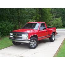 Manija Externa Chevrolet Silverado Izquierda 1997 En Adelant