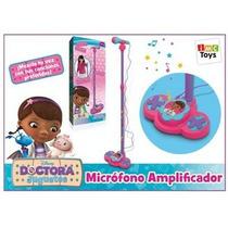 Doctora Juguetes Princesa Sofia Microfono Amplificador Cpie