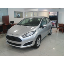 Nuevo Ford Fiesta Titanium 5 Pts Entrega Inmediata
