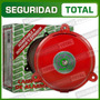 Campana Sirena Exterior Potente Alarma Seguridad 220v / 12v