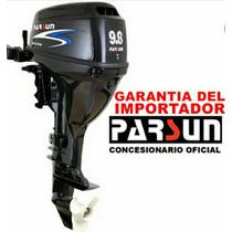 Motor Fuera De Borda Parsun 9,8 Hp 4 Tiempos Nuevo !!