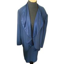 Conjunto Vestir Mujer 2 Piezas Pollera +blusa Vestido Fiesta