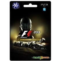 | F1 Formula 1 2013 Classic Edition Ps3 Store Microcentro |