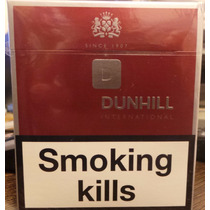 Carton Dunhill 10 Box 200 Cigarrillos Importado