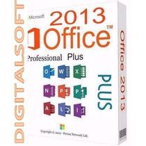 Office Profesional 2013 32/64 Bits Licencia Original 3 Pc´s