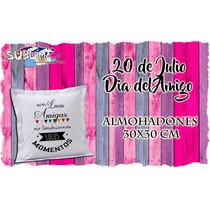 Almohadones Dia Del Amigo - 30x30cm