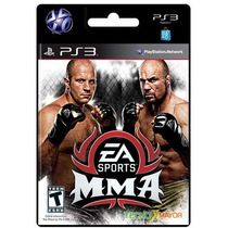 | Ea Sports Mma Juego Ps3 Store Microcentro |