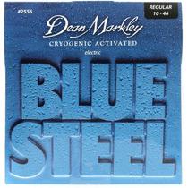 Cuerdas Guitarra Dean Markley Blue Steel 2556 Regular 10-56