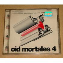 Oid Mortales 4 King Africa Dj Dero Moog + Oa Cd Argent