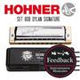 Hohner Armonica Set Bob Dylan Signature