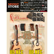 Guitarra La Alpujarra 85/86 Kec Clasica Electro Acustica