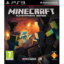 Ps3 Minecraft - Nuevo Y Sellado - Local Abierto 23hs