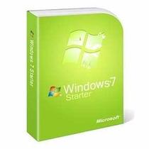 Microsoft Windows 7 Starter X32 Update Windows 10 Original