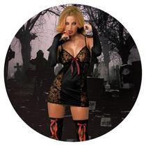 Disfraz Sexy Erotico Vampireza Art#164 Sexshopkisme