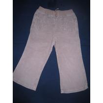 Pantalon Jeans Nena, Marca Tu, Importado, Hermoso, T.2