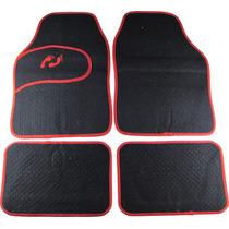 Cubre Alfombra Auto Universal - 4 Piezas - Tunning - Deporti