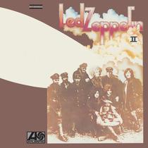 Led Zeppelin 2 Importado Vinilo 180 Gm Lp Nuevo Sellado